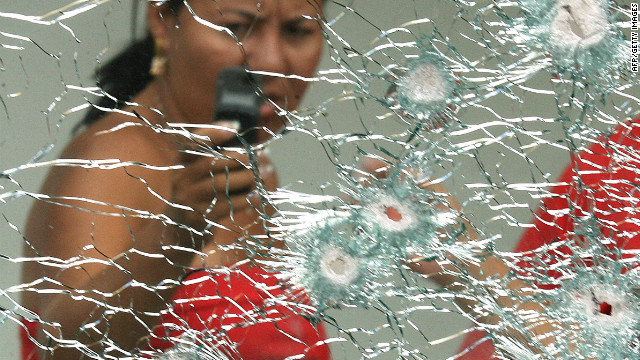 Mobile devices have acted as a fuel for violence and crime in the favelas, where the market for handsets draws on a large supply of stolen phones. Here, special &quot;direto&quot; SIM cards allow drug dealers to communicate without fear of being traced and make international calls for free.