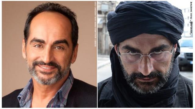 """Confunden a la estrella de la serie """"Homeland"""" con un terrorista"""