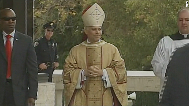 Bishop brouhaha in San Francisco