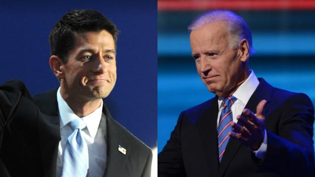 5 cosas para ver en el debate vicepresidencial entre Ryan y Biden