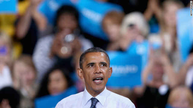 Obama team picks venue for election night event