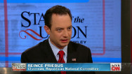 Priebus lowers VP debate expectations