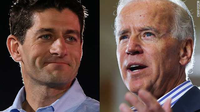 Biden, Ryan disagree about agreeing