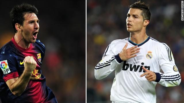 """Messi y Ronaldo entre los nominados por el premio """"Oscar"""" del deporte"""