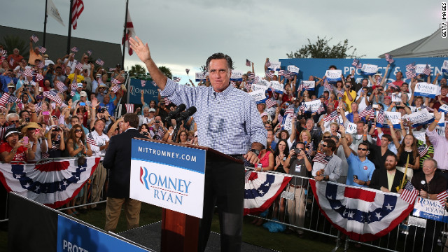 Romney riding high post-debate