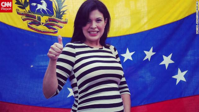 Venezolanos votan en el extranjero