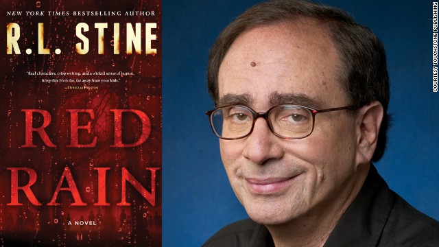 R.L. Stine's weird mind