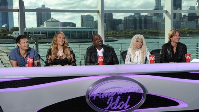 'Idol' producers speak on Carey, Minaj dispute