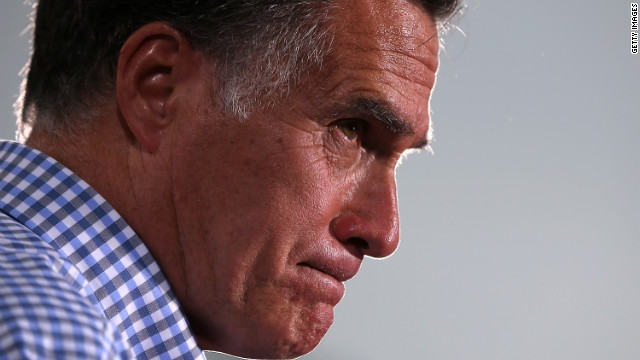 Romney calls for strong U.S. role in world affairs