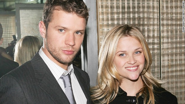 Reese Witherspoon and Ryan Phillippe were married for seven years before calling it quits in 2006. The pair, who have two children together, finalized their divorce in 2008.