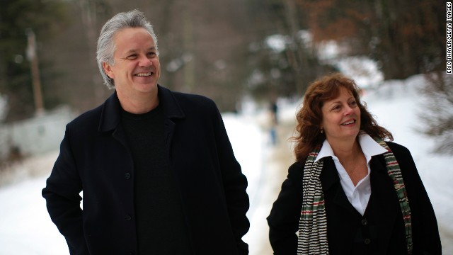 Susan Sarandon and Tim Robbins split in 2009 after 23 years together. The pair, who met on the set of &quot;Bull Durham,&quot; have two sons but never married.