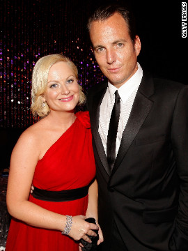 In September 2012, Will Arnett and Amy Poehler separated after nine years of marriage. They have two sons together.