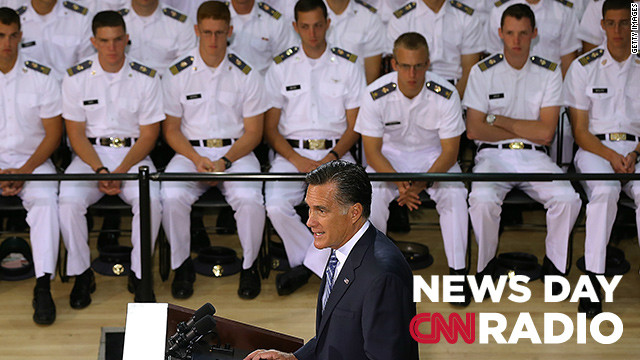 CNN Radio News Day: October 8, 2012