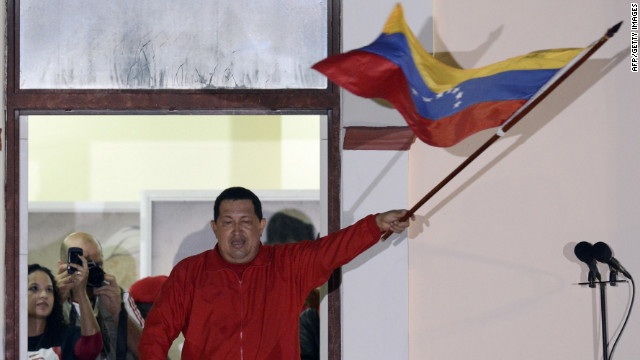 Chavez is making decisions for Venezuela, minister says
