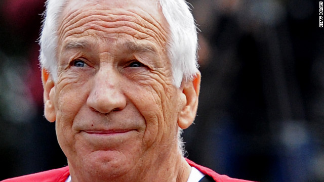 Sandusky transferred to state prison