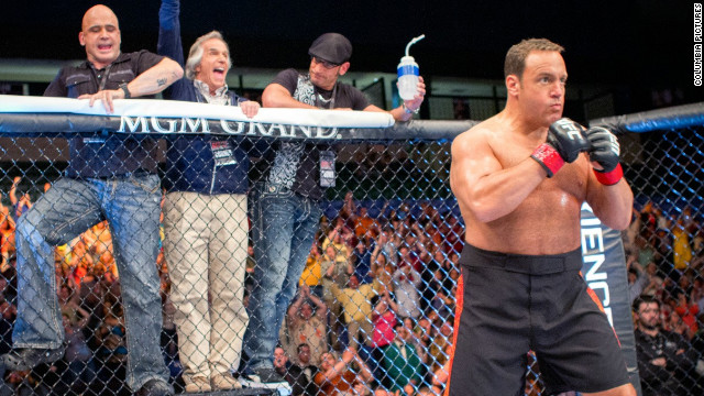 Kevin James stars as a biology teacher/MMA fighter in