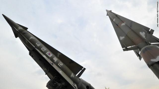 Corea del Norte retira misiles de zona de lanzamiento