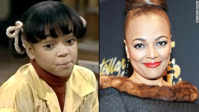 Kim Fields, who played Tootie on &quot;The Facts of Life,&quot; roller-skated over to Fox in 1993 to play Regine Hunter on &quot;Living Single.&quot; She appeared on several series and worked as a director/producer before playing a social worker in 2012's &quot;What to Expect When You're Expecting.&quot;