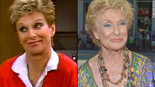 "Cloris Leachman joined the cast as Beverly in 1986. With flicks like ""The Beverly Hillbillies,"" ""Double, Double, Toil and Trouble,"" ""Now and Then"" and ""The Women"" under her belt, the ""Young Frankenstein"" actress competed on season 7 of ""Dancing With the Stars."" She's currently on Fox's ""Raising Hope."""