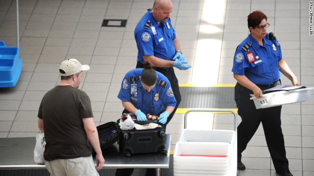 An investigation found bags that were never checked went through Honolulu International Airport with inspection notices.
