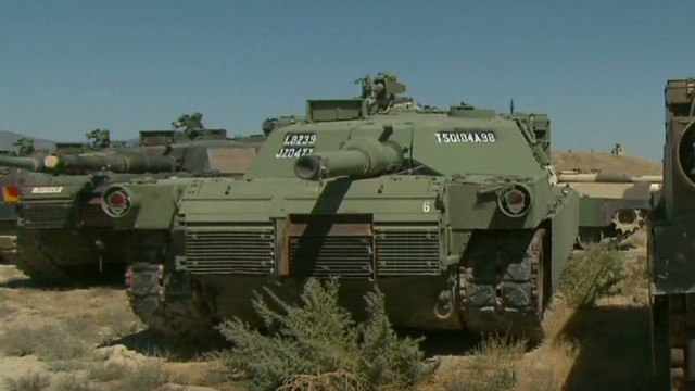Army To Congress Thanks But No Tanks Cnn Security Clearance