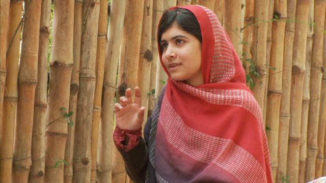 Malala Yousufzai, la niña que los talibanes querían muerta