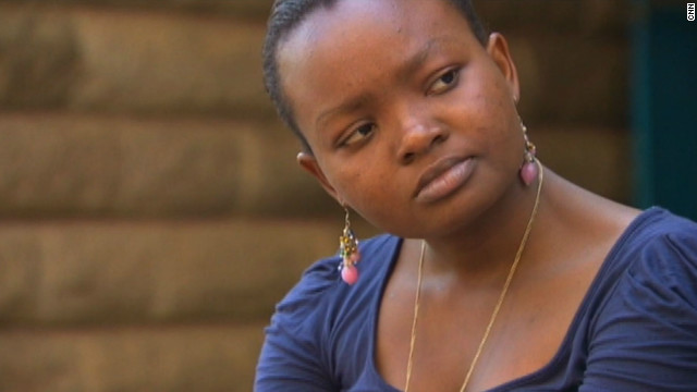 Eunice Kilonzo is a promising student at the University of Nairobi. She fears that even a college education won't secure her full-time employment in Kenya.