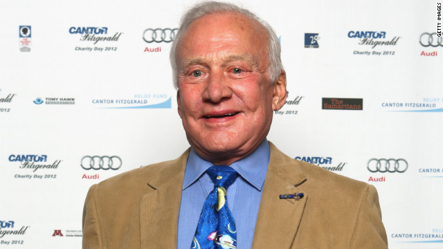 Buzz Aldrin will have a cameo on 'Big Bang Theory'