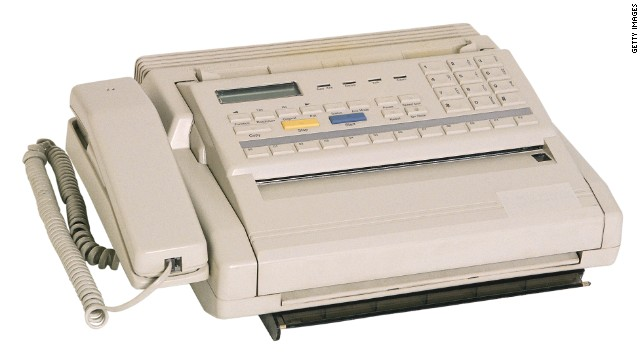 Still popular in Japan, 71% of those surveyed thought that fax machines would become obsolete in the next five years.