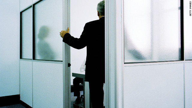 Bosses, time to leave your glass boxes. 21% of respondants believed that managers encased in corner offices would disappear. But where would they go? Be careful what you wish for...