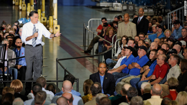 Romney to focus on Sandy relief efforts
