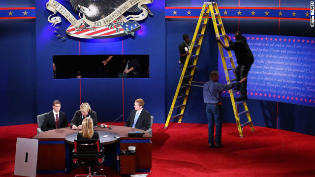 Five things to watch for in vice presidential debate