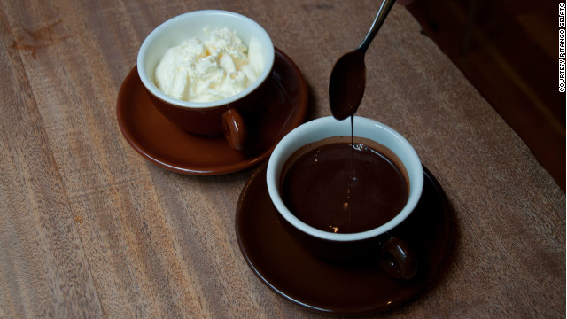 5@5 - Hot chocolate variations