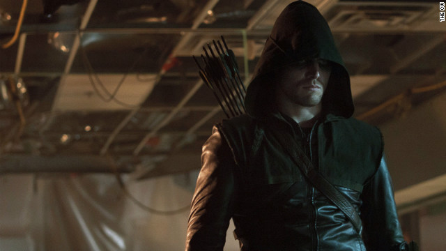 Latest TV superhero 'Arrow' offers little new