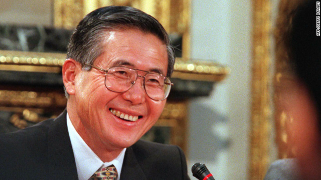 Family members are requesting former Peruvian president, Alberto Fujimori, be released from prison because of health problems.
