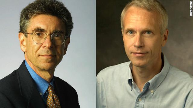 Americans win Nobel chemistry prize