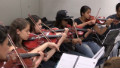 Taking classical music to slums