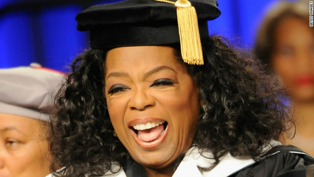 Oprah Winfrey to deliver Harvard address