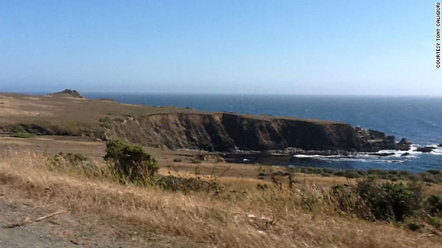 North of San Francisco, Salt Point State Park runs along the cliffs of the Pacific Ocean.