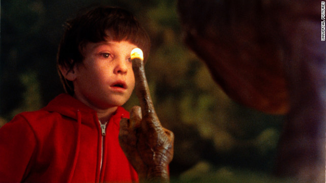Henry Thomas was 10 years old when he played Elliott in Steven Spielberg's classic 