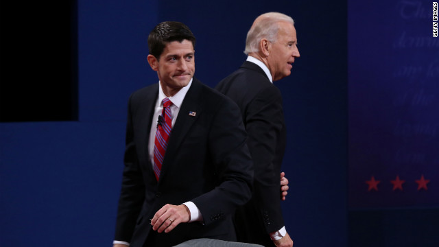 Need to Know News: Feisty vice presidential debate sets up Obama-Romney rematch; Peace Prize is a slap on the back for a struggling European Union