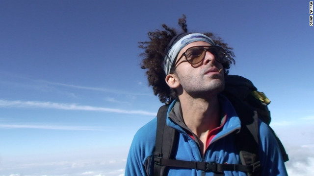 Omar Samra, el hombre que venció el asma y conquistó el Everest