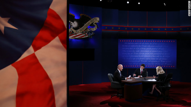 Obama, Romney campaigns react to debate