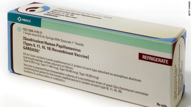 Study: HPV vaccine does not encourage sexual activity