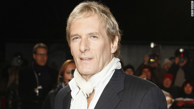 ABC's developing a comedy starring Michael Bolton