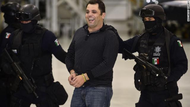 ¿De qué se ríen los criminales capturados?