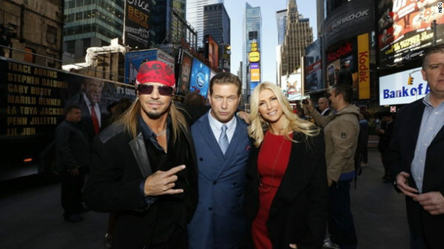 Trump announces 'Celebrity Apprentice: All-Stars' cast