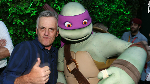 Rob Paulsen has been not one, but two &quot;Teenage Mutant Ninja Turtles.&quot; In the 1980s, he was Raphael, and he's now playing Donatello on the Nickelodeon series. He was also two of the main characters on that 1990s favorite, &quot;Animaniacs.&quot; He played Pinky, also on the show &quot;Pinky and the Brain,&quot; and Wakko Warner -- just ask him to sing the &quot;Geography Song.&quot;