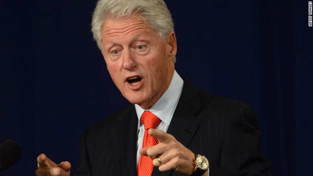 Bill Clinton to head back on campaign trail