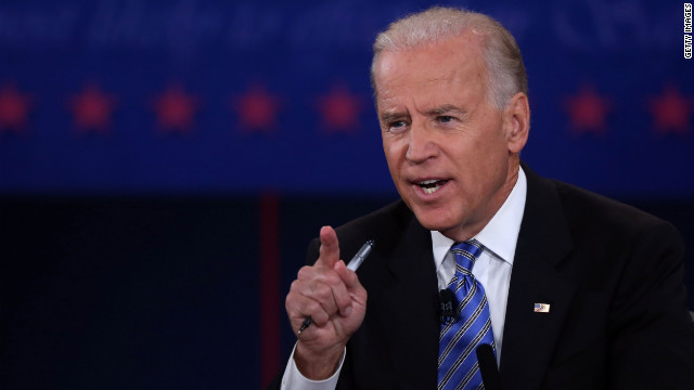 Vice President Joe Biden said